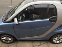 2012 Smart ForTwo, MOT until March 2017, Excellent Condition