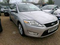 Mondeo Tdci Auto Estate - Fsh - Hpi Clear - Low owners