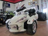 2011 Can-Am RT Limited Roadster - SE5