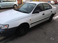 1994, Toyota Carina 2.0 diesel saloon, last owner 14 years. Great runner, tow bar.