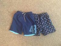 Boys 4-5 years swimwear