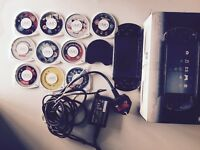 PSP Slim & Lite + games