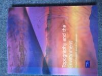 Topography and the Environment Textbook