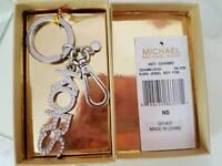 Michael kors handbag charm/keyring