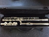 Stagg 77-F Flute Outfit
