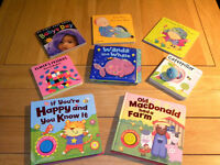 8 childrens books