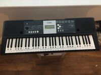 YAMAHA YPT-230 Portable Keyboard - Black (COLOSSAL BARGAIN) £45!