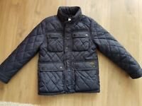 Zara boys quilted jacket