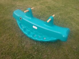 Little tykes Toddler rocker see-saw
