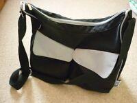 Boots nappy/changing bag/bottle holder