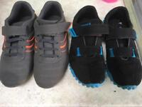 Boys size 13 trainers