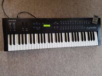 Alesis QS6 synthesizer with vintage synths expansion
