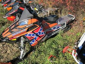 2013 Polaris Industries 800 Pro-RMK® 155