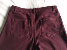 Jigsaw, trousers (size 12) - good condition