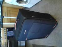 Large 4 Wheels Suitcase