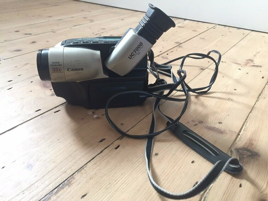 Canon UC7000 Camcorder Spares/repairs | in Worthing, West Sussex | Gumtree