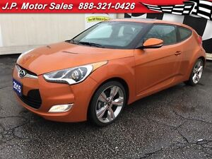 2015 Hyundai Veloster w/Tech, Auto,  Navigation, Sunroof, Only 3