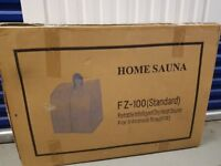 Infrared sauna Firzone FZ100 Boxed