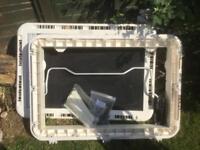 Heki 2 Caravan/ Motorhome roof-light frame.