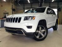 2015 Jeep Grand Cherokee LIMITED.NAV.TOIT OUVRANT.CUIR.DÉMARREUR