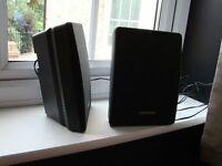 Toshiba speakers - set of two