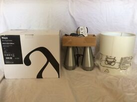 Maya touch lamps £12 for pair