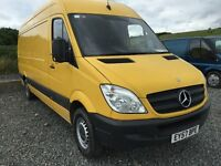 2007 Mercedes Benz Sprinter 311, Mot'd Nov 2016