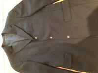 "Hugo Boss 'Rossellini' Dark Navy Men's Blazer (40""R/42""R)"