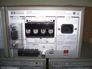 Relais Hewlett Packard / Agilent numéro 59510A West Island Greater Montréal image 3
