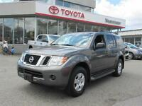 2009 Nissan Pathfinder New Tires
