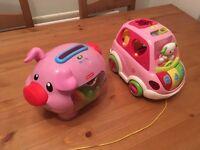 Baby toys job lot