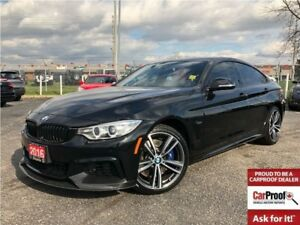 2016 BMW 435i xDrive**GRAN**NAV**BACK UP CAM**SUNROOF**