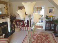 Free standing floor lamp for sale