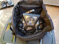 Chauvet Vue 6 (VI) with Soft Carry Case