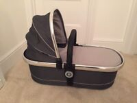 iCandy Peach Carrycot, Truffle 2