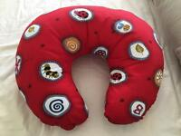 Machine washable nursing pillow