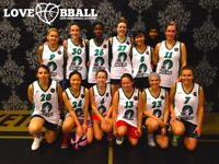 WOMEN'S BASKETBALL - NEW TEAM IN LONDON