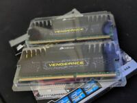 Corsair Vengeance 16gb RAM (2x 8gb)