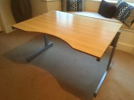 Ikea Desk - Great Condition and Good Size