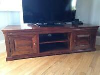 Wooden TV Unit from Marks & Spencer