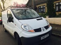 2007 Renault trafic tax and mot