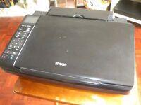 Epson SX515W WiFi ink jet printer