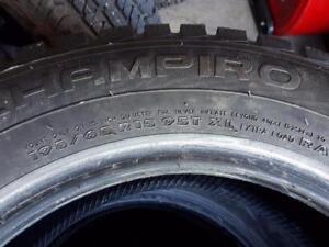 195 65R15 CHAMPIRO  ICI PRO .    4 X USAGER  TRES BON   ;;;4185617222;;;;;