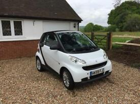 Smart car Fortwo 0.8 CDI Passion