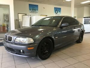 2003 BMW 325 COUPE  AUTOMATIQUE SUNROOF