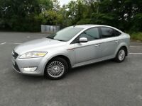 2007 FORD MONDEO 2.0 TDCI DIESEL 140BHP 6 SPEED M,O,T JUNE 2019