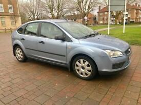 2006 Ford Focus lx 1.6 diesel 5 speed manual full service history