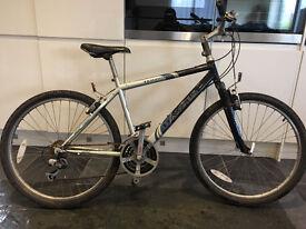 dawes adult bike (needs tlc)