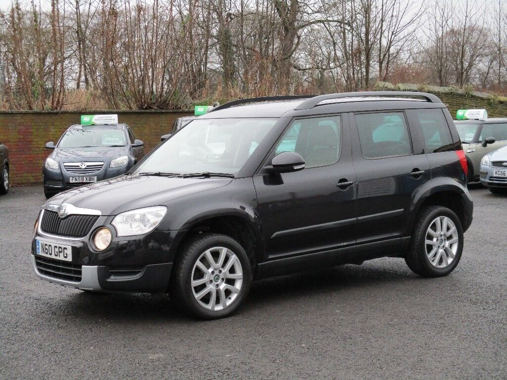 2010 skoda yeti 2 0 tdi cr 170 elegance 4x4 5dr in shipley west yorkshire gumtree. Black Bedroom Furniture Sets. Home Design Ideas