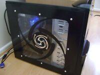 Old gamer PC ASUS SLI mobo 2xXFX nvidia 8800 gts cards